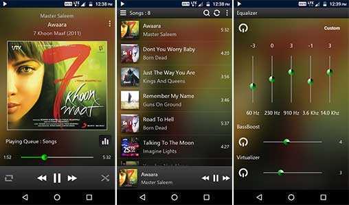 PowerAudio Pro Music Player Apk