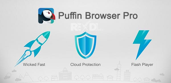 DOWNLOAD PUFFIN BROWSER PRO (FULL) APK