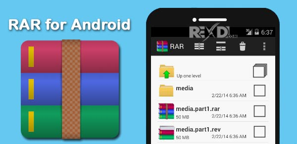 rar for android 5 60 build 49 premium unlocked apk mod