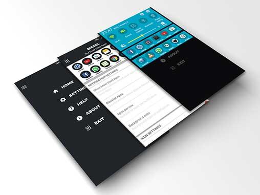 Recent App Switcher (DIESEL Pro) Apk