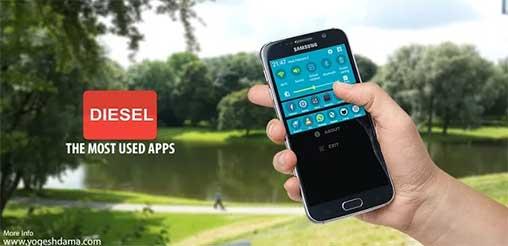 Recent App Switcher (DIESEL Pro)