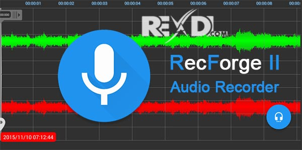 RecForge II Pro Audio Recorder Android