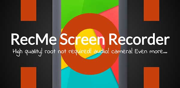RecMe Screen Recording App