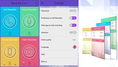 Recorder 4 in 1 PRO 2 1 3 Apk for Android