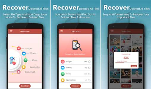 Recover Deleted All Files Apk