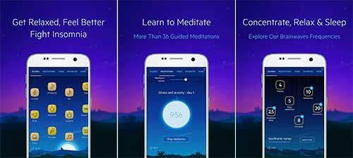 Relax Melodies Premium Sleep Sounds Apk Mod Revdl for Android