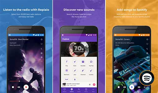 Replaio Radio - Music & Info Pro Unlocked