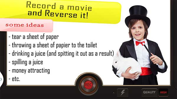 Reverse Movie FX PRO – magic video 1.3.9.9.4 Apk Full Unlocked Android