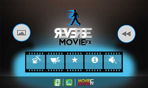 Reverse Movie FX PRO – magic video