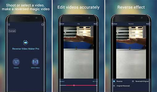 Reverse Video Maker Pro Apk