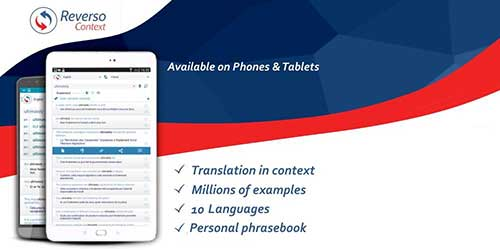 Reverso Translation Dictionary Premium