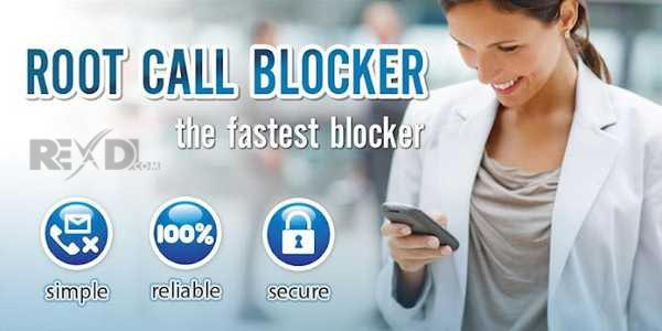 Root Call Blocker Pro