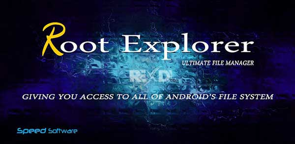 Root Explorer 4 5 1 APK + MOD (Full Optimized) for Android
