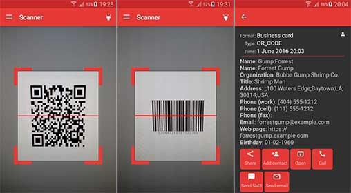 ScanDroid code scanner (PRO) Apk