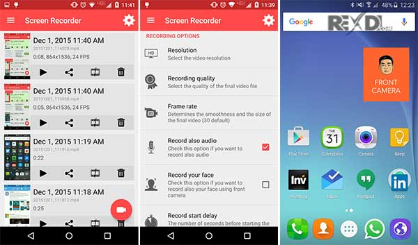 Screen Recorder Pro Apk