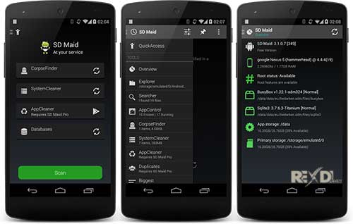 SD Maid – System Cleaning Tool Apk