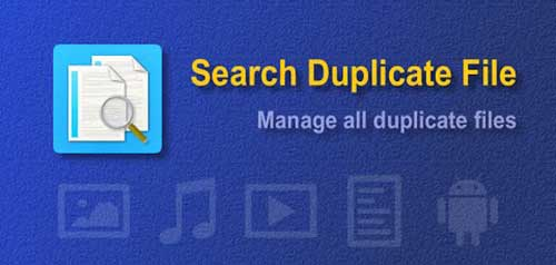 Search Duplicate File