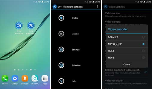 Secret Video Recorder Premium Apk
