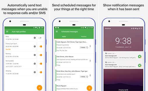 SendKit Pro - Auto reply and scheduled messages Apk