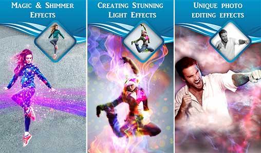 Shimmer Photoshop Effects Premium Apk