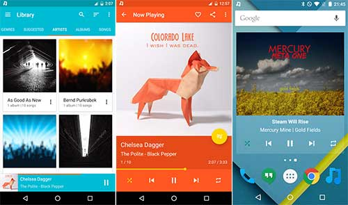 Shuttle+ Music Player Apk