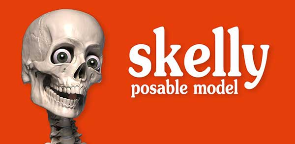 Skelly: Poseable Anatomy Model 1 12 Full Apk for Android
