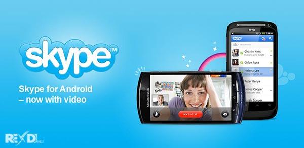 Skype – free IM & video calls