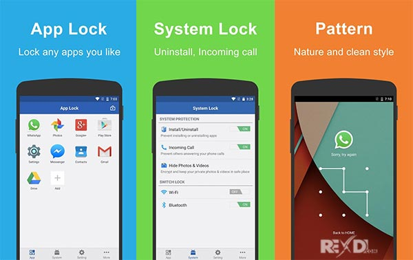Smart AppLock Pro 2 Donated for Android