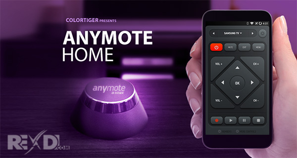Smart IR Remote – AnyMote