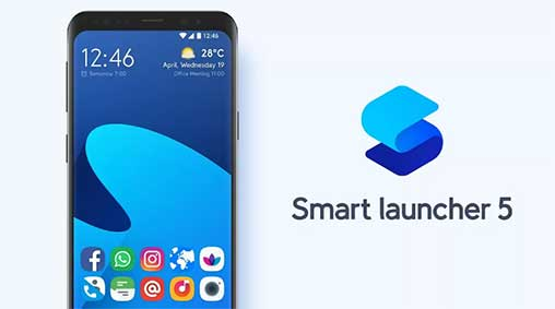 Smart Launcher 5 Pro v5 2 build 056 (Full) Apk + Mod for Android