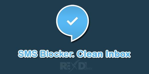 SMS Blocker Clean Inbox Premium