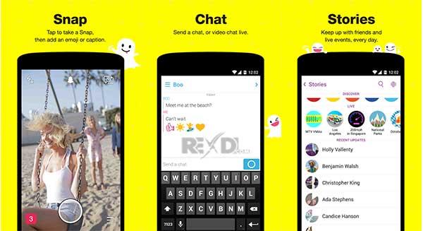 Snapchat Snap Chat Stories Apk