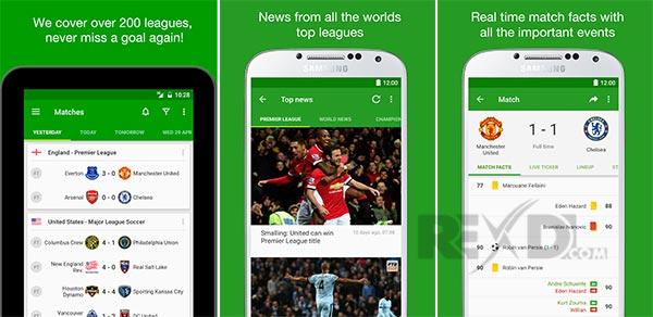 Soccer Scores Pro – FotMob apk