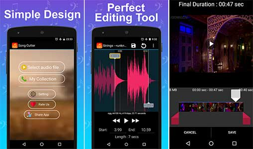 Song cutter Pro-Advance Apk