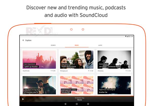 SoundCloud Music & Audio 2019 07 08 Apk for Android