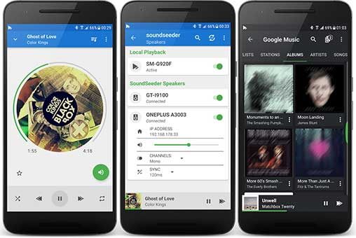 SoundSeeder Music Player Premium Apk