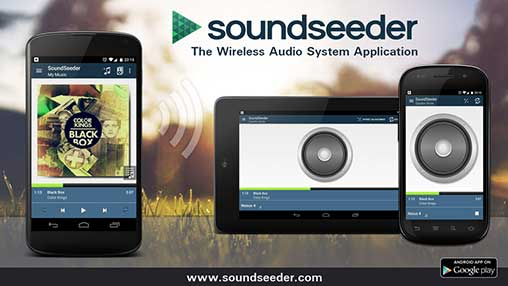 SoundSeeder Music Player Premium