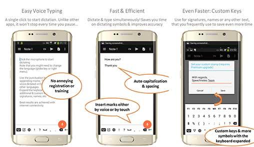 Speechnotes - Speech To Text Premium Apk