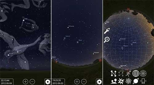 The Stellarium Mobile Sky Map Apk