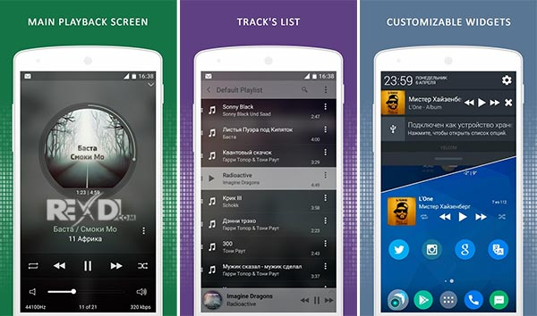 Stellio Music Player Apk