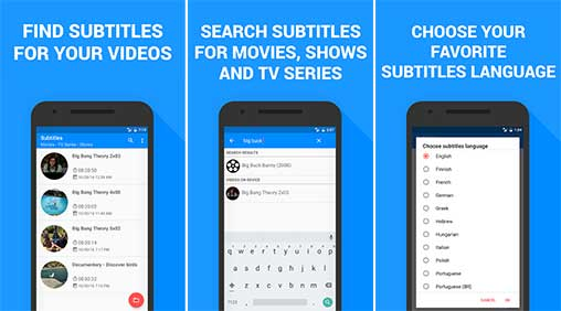 Subtitles for Movies & Series Pro Apk