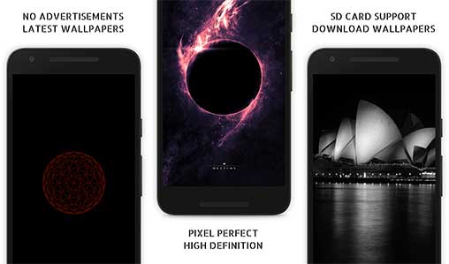 Super AMOLED Wallpapers PRO Apk