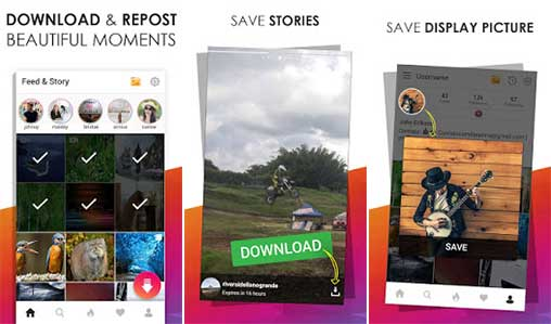 SwiftSave - Downloader for Instagram 3 0 Apk Mod for Android