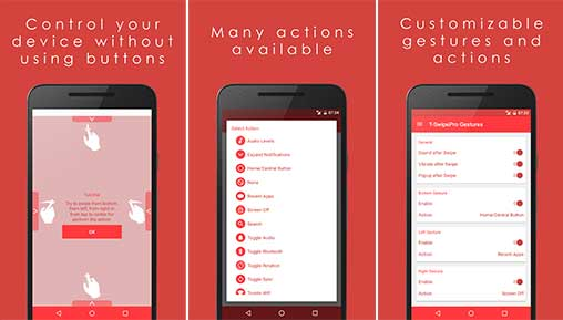 T Swipe Pro Gestures 2 9 Apk for Android