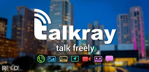 Talkray apk