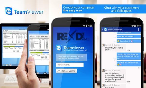 TeamViewer Apk