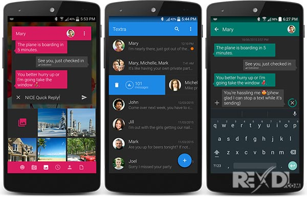 Textra SMS APK for Android