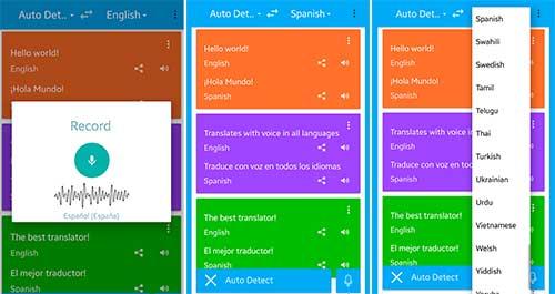 Translate voice - Pro Apk
