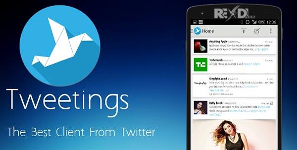 Tweetings for Twitter apk