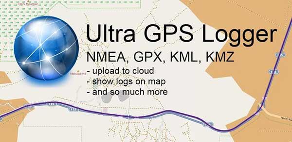 Ultra GPS Logger